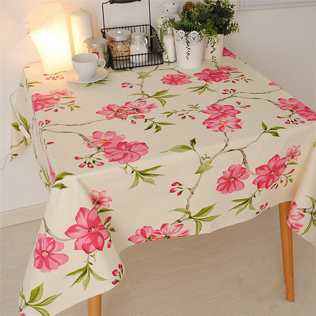 Sophia series table cloth tablecloth coffee table dining table cloth customize multi-purpose towel cover(China (Mainland))