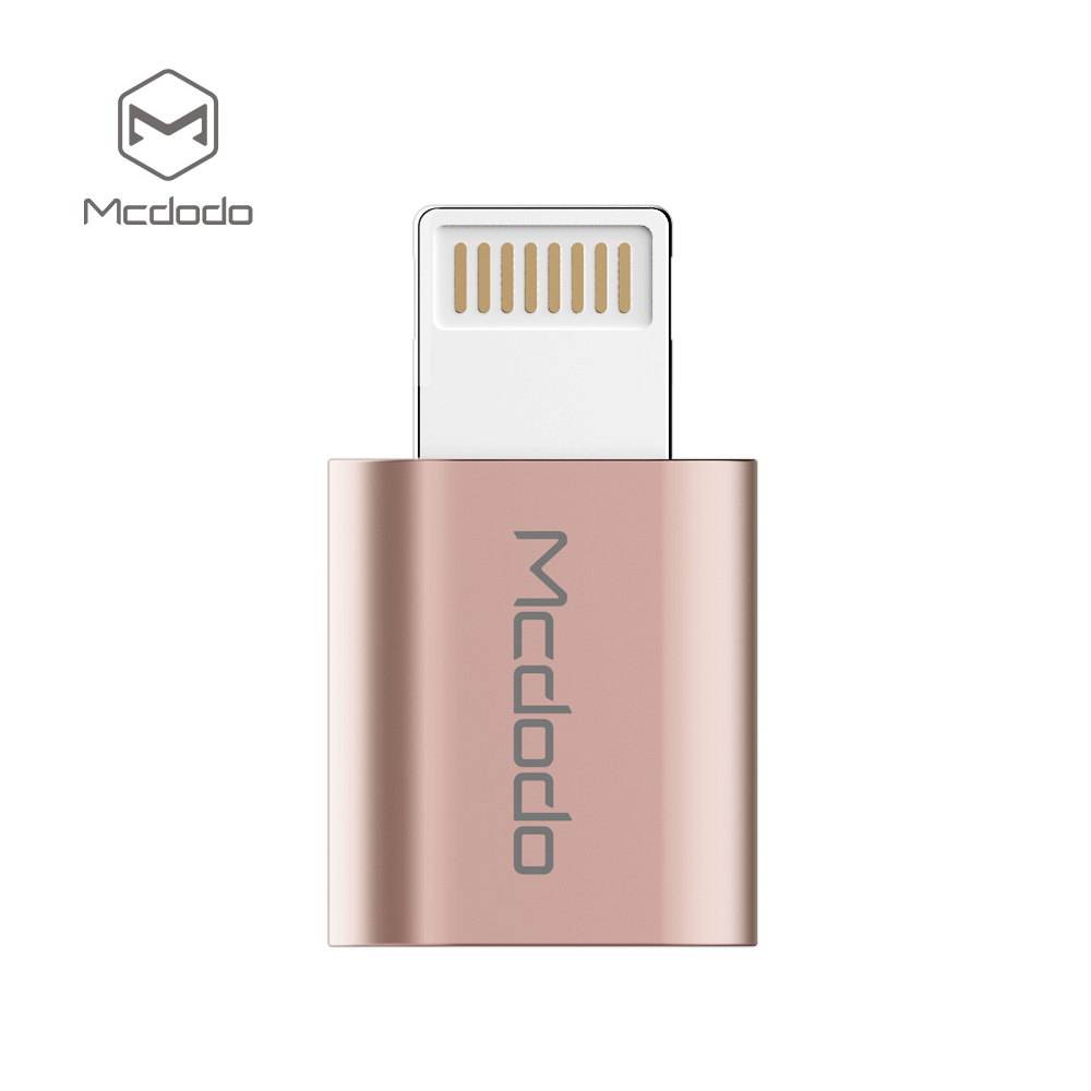 Mcdodo For Lightning OTG Converter Light to Micro USB Adapter Charging And Data Sync OTG Adapter for iphone ipad ipod device(China (Mainland))