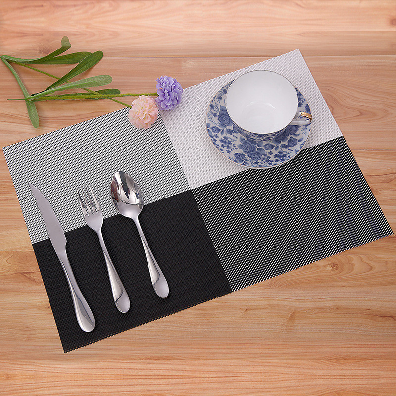10 Pcs Friction mat Dining table With Placemat Heat Resistant Mat Kitchen Accessories mat Disc pads(China (Mainland))