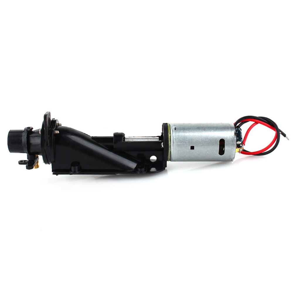 New 1Pcs Turbo JET Part with 390 Motor For NQD 757-6024 RC Boat Free Shipping(China (Mainland))
