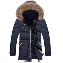 Maxi Winter Jacket Men Coat Mens Jackets And Coats Goose Down Jacket Plus Size Parka Manteau Homme Abrigos Hombres Invierno #039(China (Mainland))