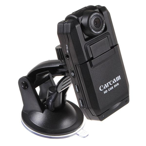 Фотография Hot Sale Original HD 1280x960 Resolution Car Camera Car DVR Driving Traveling Date Recorder Night Vision Tachograph 2 inch LCD