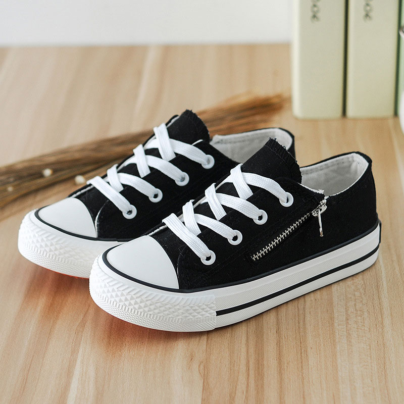 2016 spring summer autumn children's canvas shoes low sneakers baby boy girls casual shoes children fashion(China (Mainland))