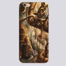 Steampunk Fantasy Design phone cases for iphone