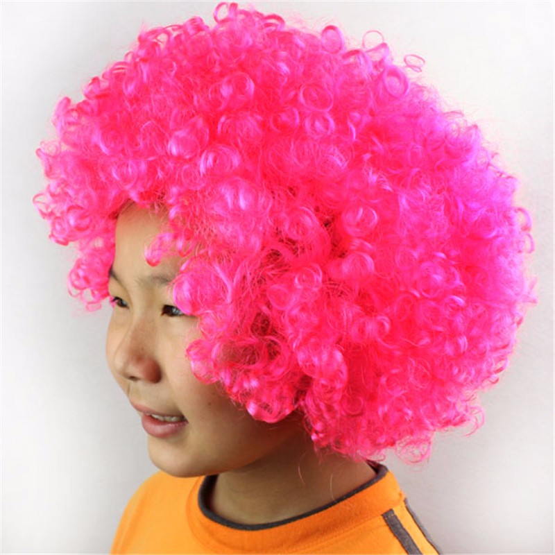 Afro Clown Wig  (11)