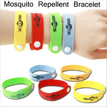 10pcs/Lot Hot sale Mosquito Killer Repellent Bracelet,Mosquito Bangle Wrist For Baby Adult Protector,free shipping(China (Mainland))
