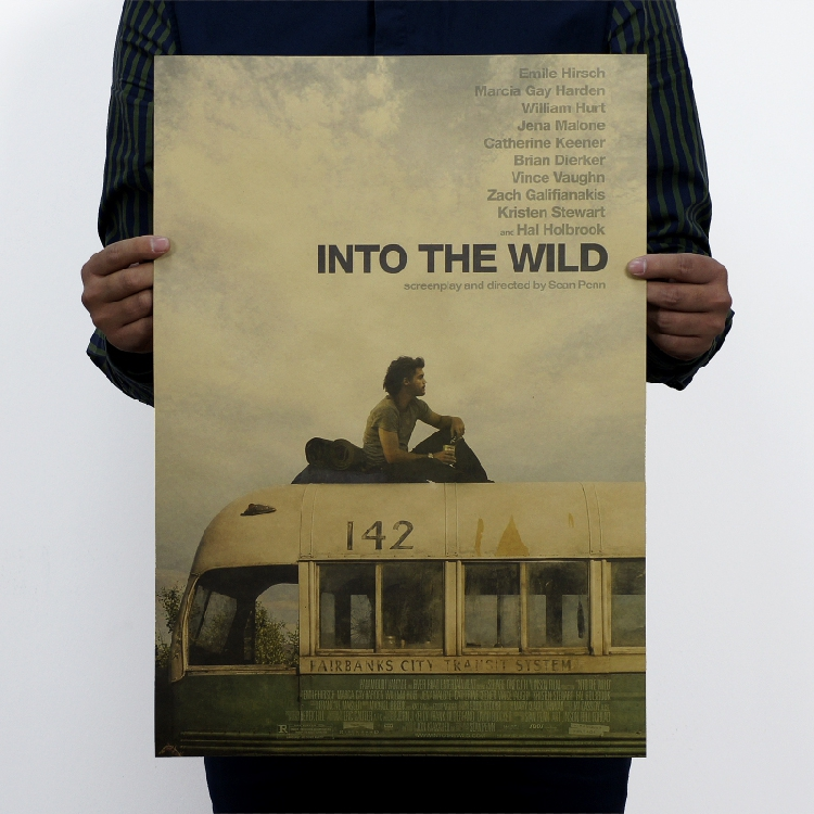 into the wild film techniques essays Into the wild - achievement standard 90850 in sean penn's film into the wild essay - how production techniques develop an opinion of a character.