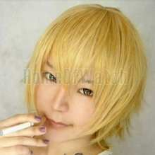 Short Straight Wigs Cosplay Wigs (NWG0CP60353)(China (Mainland))