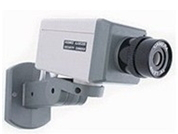 Fake CCTV Camera With bliking IR LED Dummy Surveillance Security Camera Motion Sensor emulational Camera fake camera model