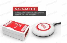 DJI Naza-M Lite Multi-rotor Flight Control System with GPS Compass BEC LED Module Free Track Shipping