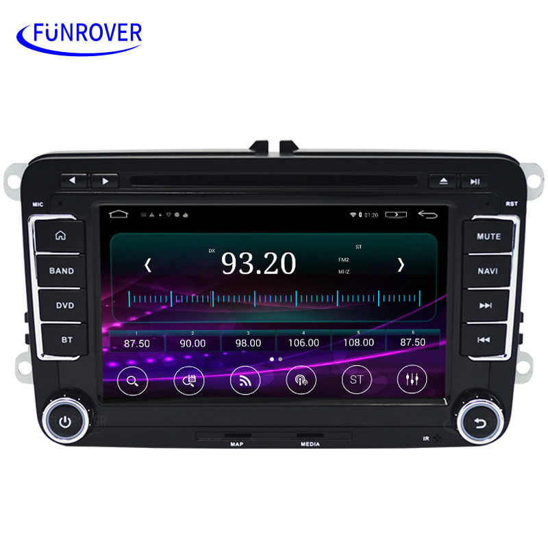 FREE SHIPPING Factory sell update to Android Quad Core OEM fit radio rns510 FOR VW passat jetta polo jetta golf Car DVD GPS wifi(China (Mainland))