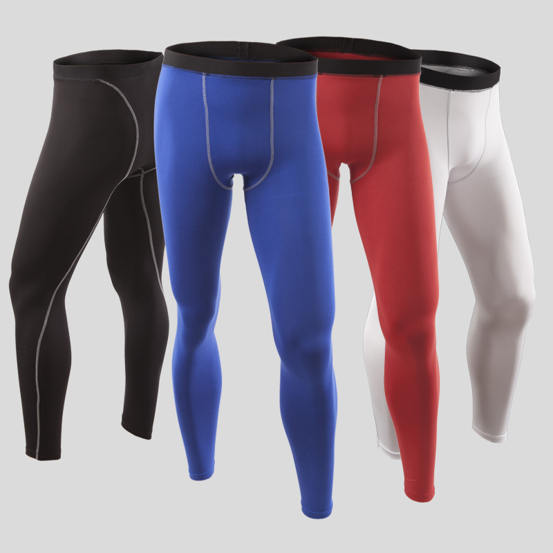 2014 New Men Fixgear Brand Base Layer Long Leggings Bodybuilding Fitness Sports Skin Tights Pants Breathable Quick Dry Trousers<br><br>Aliexpress