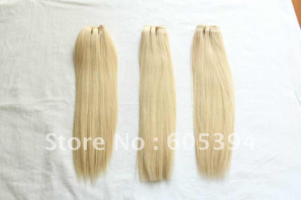 Weft Human Hair Extensions Cheap 48