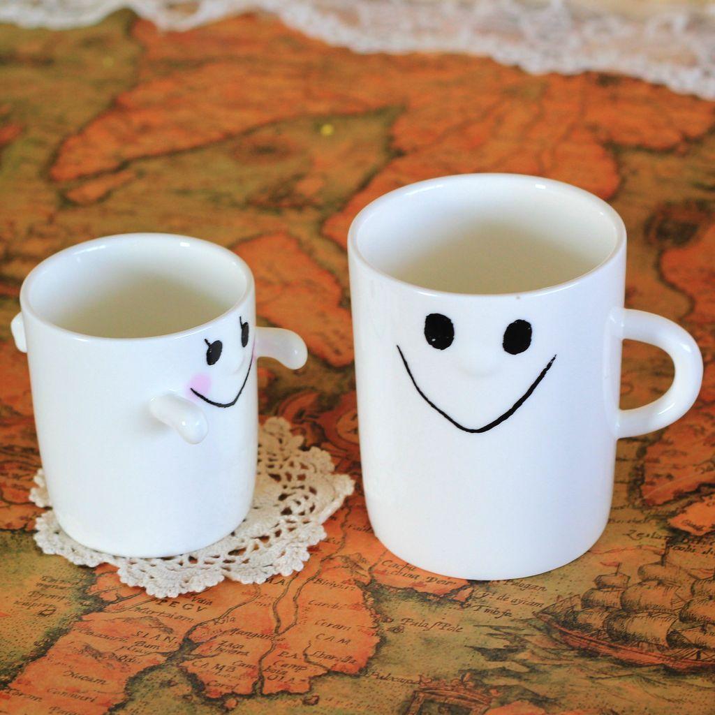 Compra taza de porcelana blanca online al por mayor de for Tazas porcelana
