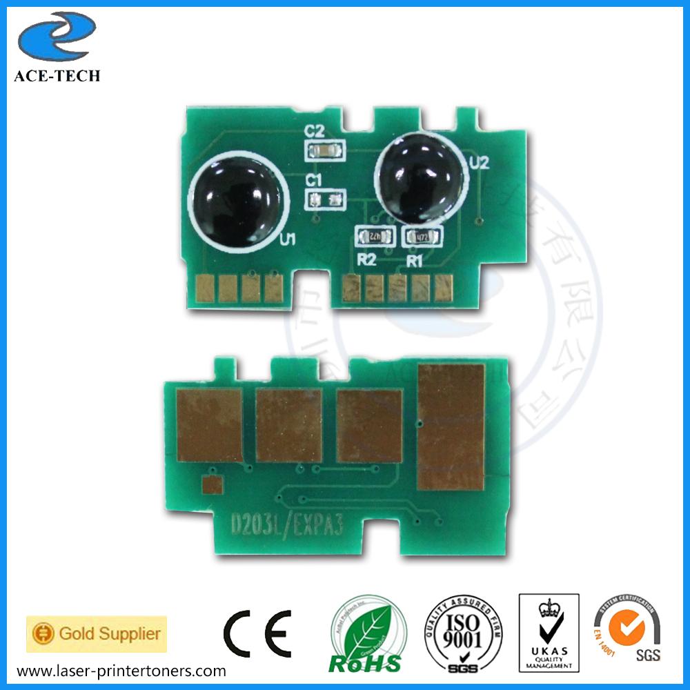 10K MLT-D203E Toner chip samsung ProXpress SL-M3820/4020, M3870/4070 laser printer cartridge reset - Shenzhen ACE-TECH ENTERPRISE LTD store