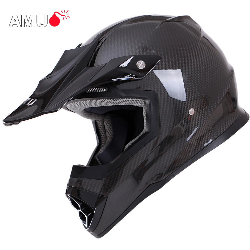 free shipping new arrival AMU cascos capacetes motorcycle helmet dirtbike atv motocross helmet moto helmets ECE approved M L XL(China (Mainland))