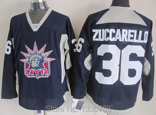 2015 Mens NY Rangers Mats Zuccarello Liberty Logo Navy Blue Practice Alternate Stitched New York Rangers Cheap Hockey Jersey(China (Mainland))