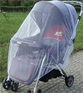 BR Delicate Cute Baby Stroller Pushchair Mosquito Insect Net Safe Infants Protection Mesh RB(China (Mainland))