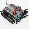 110v 220v Digital Adjustable DC Power Supply alligator clip wire OVP OCP OTP low power 32V5A
