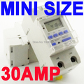 SINOTIMER 30AMP LOAD 220V Programmable TIMER SWITCH Relay Time Control for ON OFF at a Preset