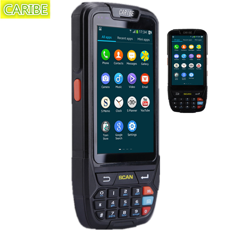 "4 ""screen Android intelligente datenstation data capture contains WIFI,4G, and 2d barcode scanner engine(China (Mainland))"