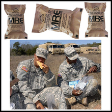 U.S. Military MREs Meals Ready to Eat menu 1-24 COMBAT RATION outdoor camping emergency reserve food  survive disasters