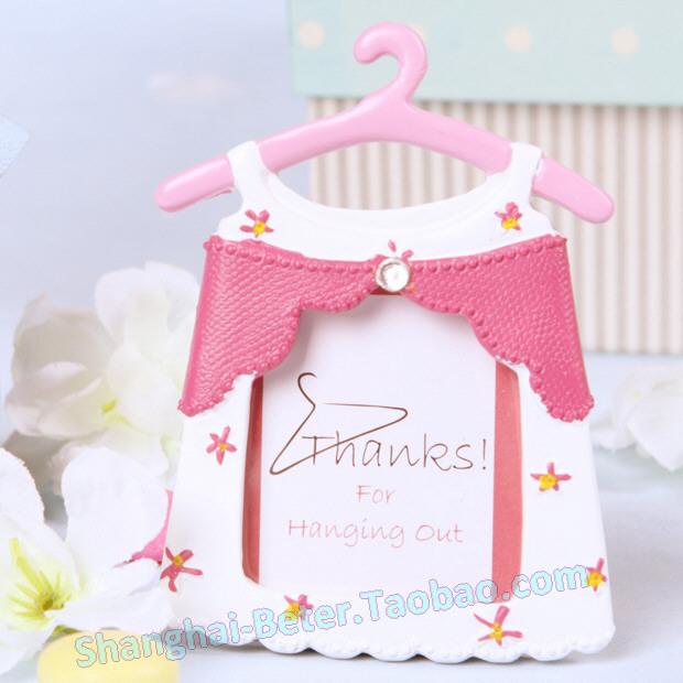 produto Free shipping 2pcs Pink Baby Place Card Favor SZ044 Beach Party Wedding Decorations https://plus.google.com/+Beterwedding