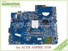 JV50-PU MB 48.4CH01.021 motherboard for acer aspire 5536 laptop main board DDR2 MB.P4201.004 MBP4201004 100% tested(China (Mainland))