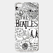 ZTE Nubia Z9 Mini Z7 Z11 Max L2 L3 Blade v6 Case Perfect Design Paiting Back Cover Beatles Stylish Phone Cases - DIY and OEM 2016 store