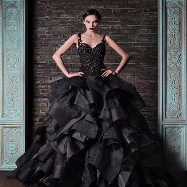 Großhandel gothic hochzeitskleid aus China gothic hochzeitskleid ...