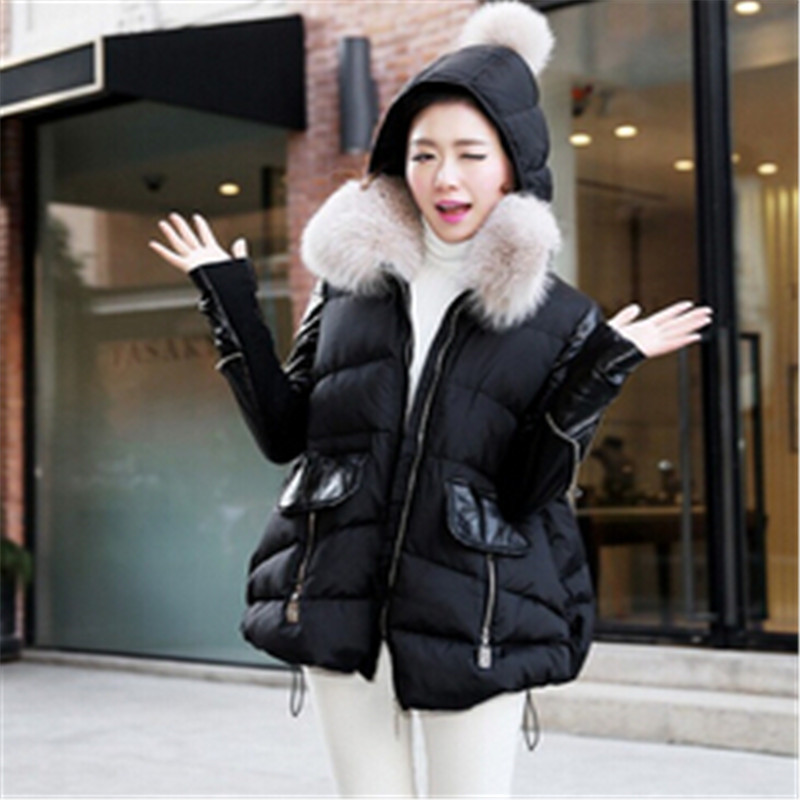 Здесь можно купить  women down coat 2015 winter new short with fur collar like A design good figure female fashion elegant outwear jacket LS064 women down coat 2015 winter new short with fur collar like A design good figure female fashion elegant outwear jacket LS064 Одежда и аксессуары
