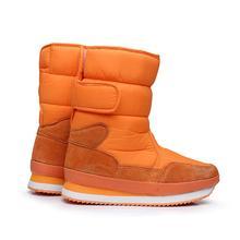 2015 Winter Men & Women Warm Shoes Women Platform Snow Boots Men Boots Thick Waterproof Slip-Resistant#DQL69(China (Mainland))