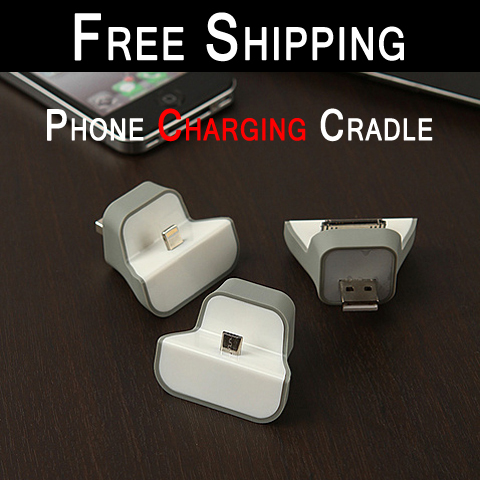 Free Shipping!phone charging cable head/portable rechargeable/Travel portable phone USB Portable Charger for android apple(China (Mainland))
