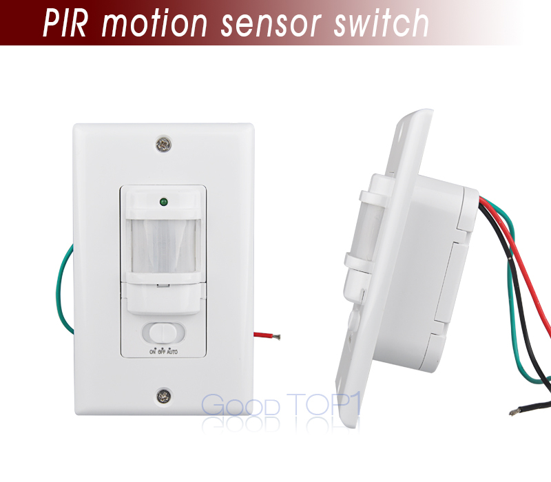 110V-240V-Automatic-high-sensitive-wall-mounted-PIR-infrared-motion-sensor-detector-light-switch ...