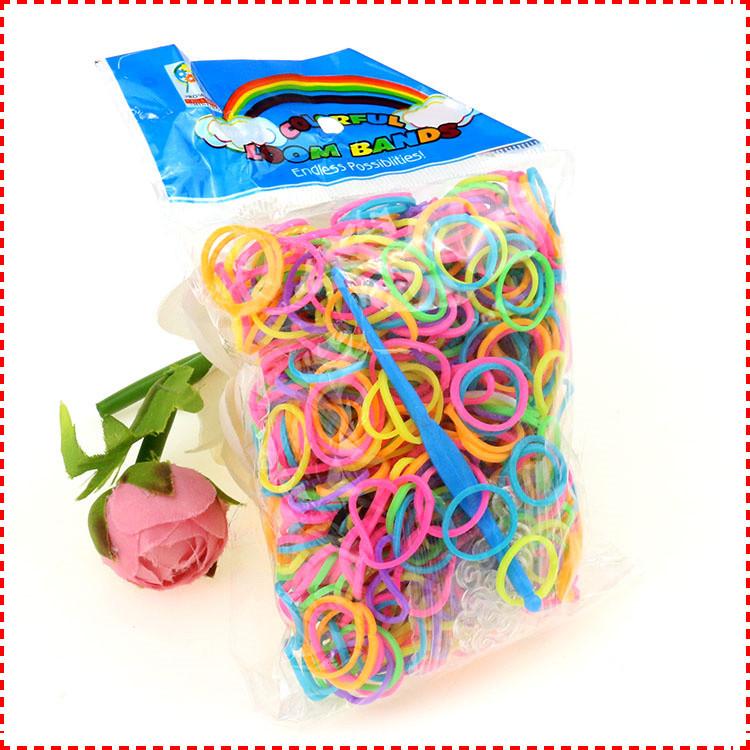 Gum For Bracelets  Loom Bands Rubber Bands Bracelets  (5)