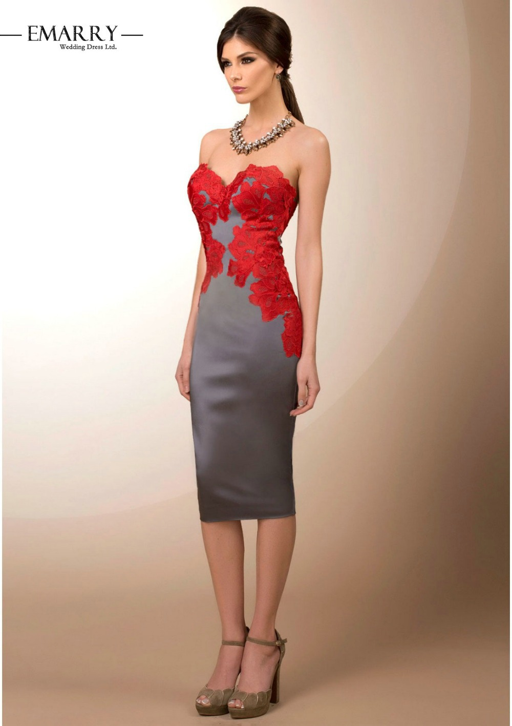 Short Evening Dresses - RP Dress