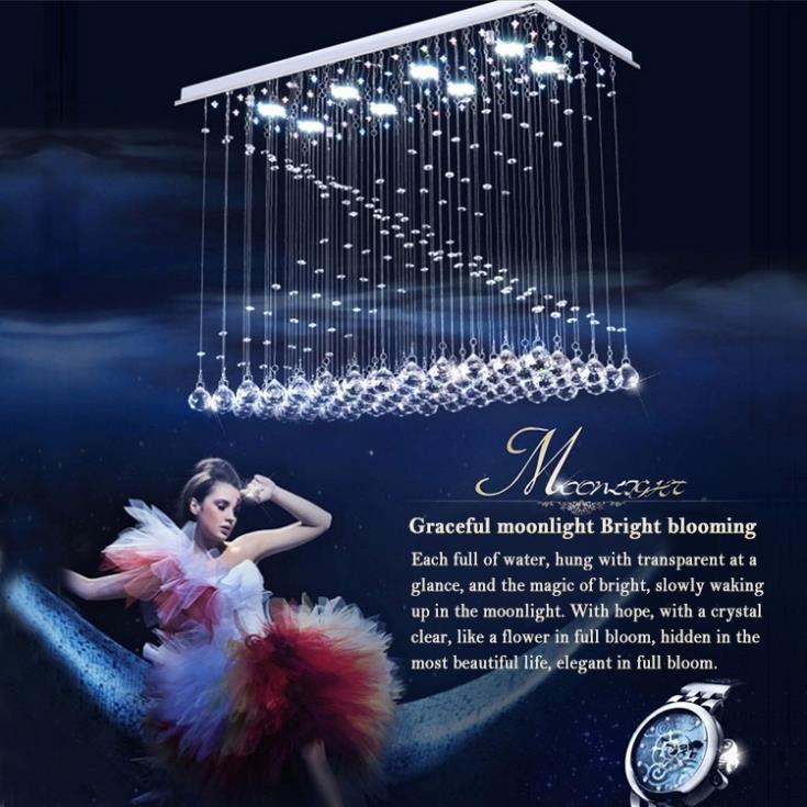Lampu Kristal Minimalis Lampu Kristal Pencahayaan