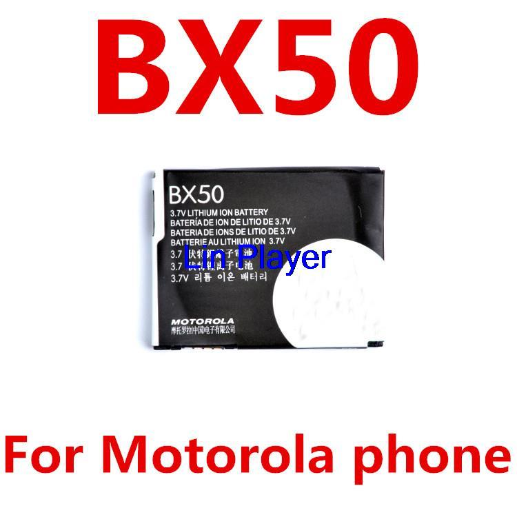 retail BX50 battery for Motorola Z9 RAZR2 V8 RAZR2 V8 LUX RAZR2 V9 V9m V9x ZN5(China (Mainland))