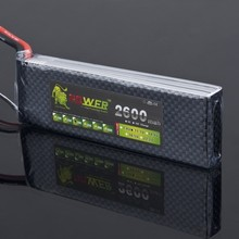 Buy LION POWER Lipo Battery 7.4v 2S 2600mAh 30C Lipo Battery RC Helicopter RC Car Boat Quadcopter Remote Control Toys Parts for $18.79 in AliExpress store