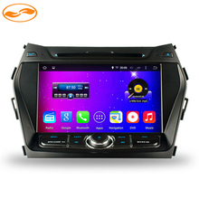 "HD 8"" Screen 1024*600 Pixels Auto Android 4.4 Car PC for Hyundai IX45 Santa Fe 2013 2014 Quad Core CPU DVD GPS DVR 3G WiFi(China (Mainland))"