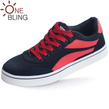 Fashion Men Shoes Shoes Casual Breathable Comfortable Soft Low Flat Shoe Lace-up Men's Shoes Canvas Drop Shopping