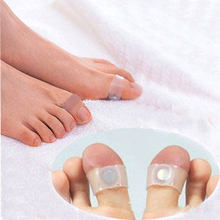 3pair  Slimming Silicone Foot Massage Magnetic Toe Ring Fat Weight Loss Health
