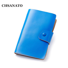 Buy Fashion Business Credit Card Holder Bags Leather Strap Buckle Bank Card Bag 128Card Case ID Holders Business Card Wallets for $10.50 in AliExpress store