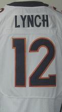 7 John Elway 12 Paxton Lynch Peyton Manning 58 Von Miller 10 Emmanuel Sanders Elite 100% Stitched jersey(China (Mainland))