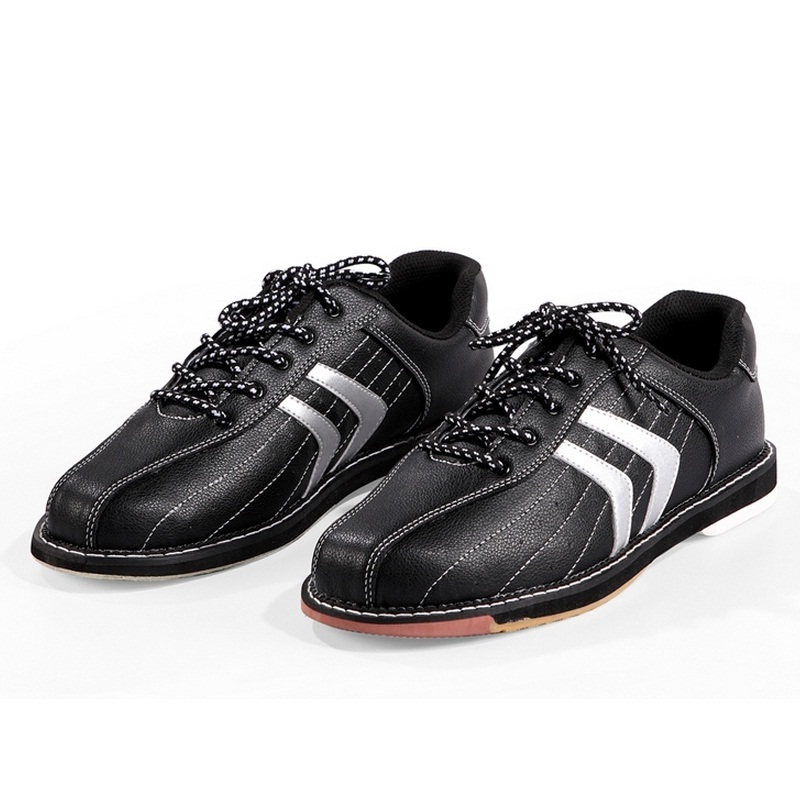 High quality 2015 New Unisex Bowling Shoes With Skidproof Sole professional sport shoes for men women breathable sneakers #B1314