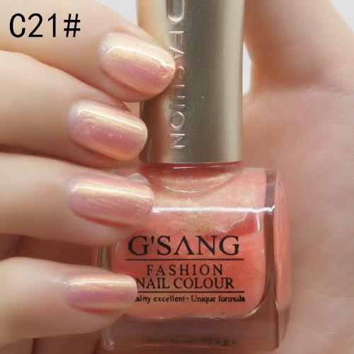 free shipping china gsand brand glaze nude glitter nail polish mixed best french 180 sweet luxury color nail lacquer polish lot(Hong Kong)