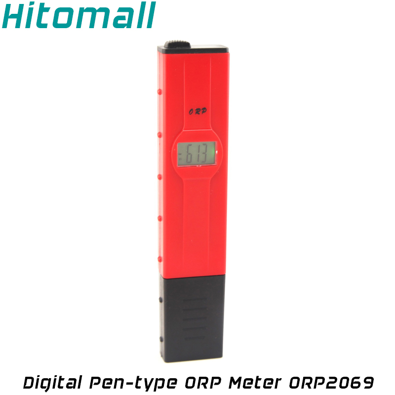 Pen-Type ORP Meter Portable Industry and Lab Use Water Analyzer Redox Meter Drinking Water Quality Analysis Device ORP2069