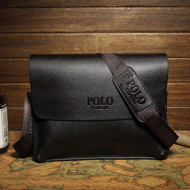 2015 новых прибыть поло мужская кроссбоди горизонтальные бизнес портфель марка сумка ...
