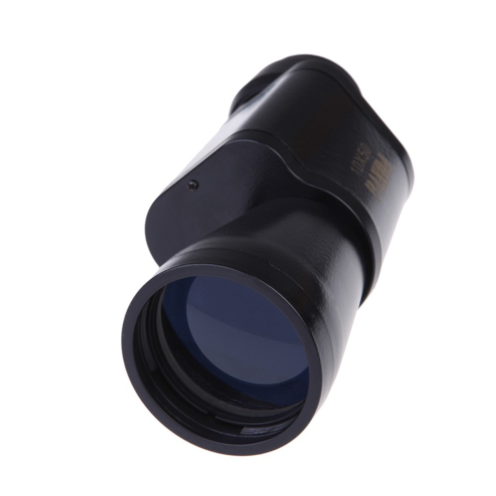 High Quality 20x50 Zoom Field Mini Monocular Telescope for Outdoor Sports Hunting Camping Black BHU2
