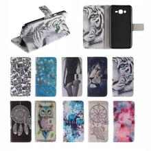 Buy Flip Bags phone case PU Leather Cover Protector Skin +Stand & Card Holder Samsung Galaxy J7 J700 LH for $4.05 in AliExpress store